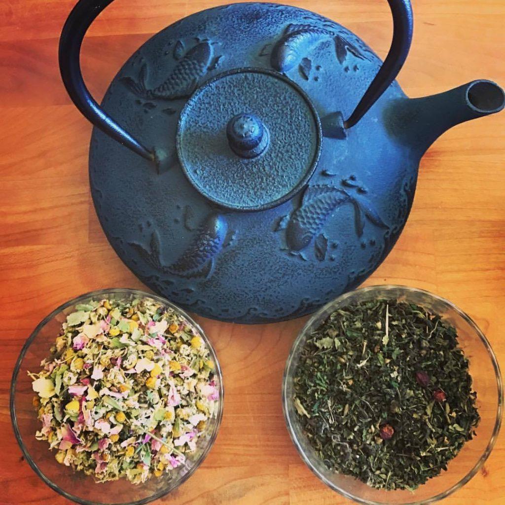 Loose Leaf Tea and Accessories